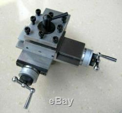 1 Set Tool Post Slide Rest for 8mm Watchmaker Lathe New