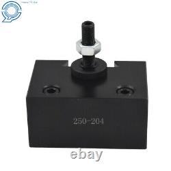 10-15 BXA Wedge Tool Post Set CNC Quick Change Lathe Holders 250-222