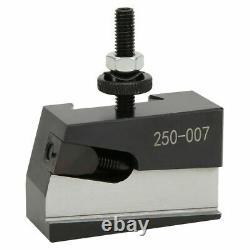 250-000 Wedge Type Quick-Change Tool Post Set Mini Lathe Accessories