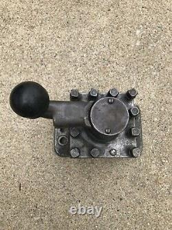 4 Four Way Square Lathe Turret Tool Post Holder