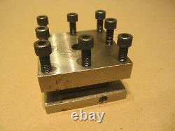 4 Way Indexing Toolpost for Myford ML7 and Super 7 lathes