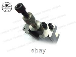 5 Pieces Set T37 Quick Change Toolpost Lathe Premium Quality Tool post/ Parting