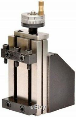 90x50mm Verticle Slide Tool Post Milling and Lathe Machine PRECISE and GENUINE