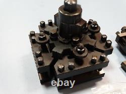 ALGRA 1000 TGA 150-R Quick change indexing toolpost for lathe