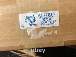 Aloris BXA Lathe Toolpost New In Box