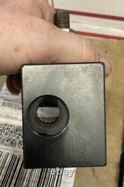 Aloris CA-5 Quick Change Tool Post Morse Taper #3 MT Metal Lathe Tool Holder