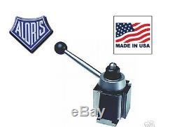 Aloris CA Super Precision Tool Post Lathe Swing 14-20 Made In USA
