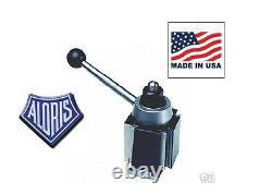 Aloris CXA Super Precision Tool Post Lathe Swing 13-18