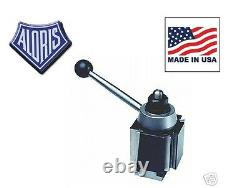 Aloris DA Super Precision Tool Post Lathe Swing 17- 48