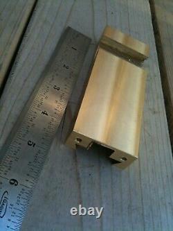 Atlas 618 Craftsman 101 lathe M6-303 Compound Rest Tool Post Slide top slide