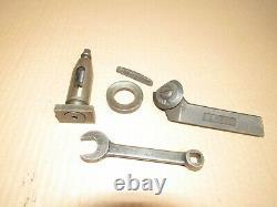 Atlas Craftsman 10 12 Lathe Rocker Lantern Tool Post Wrench Threading Holder