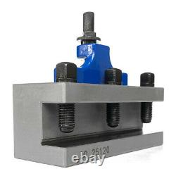 B Type Multifix Indexable Quick Change Tool Post for Swing 300-500mm Lathe