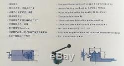 B2 40 Position Quick Change Lathe Tool Post Miltifix Type B Tool Holder BD25120