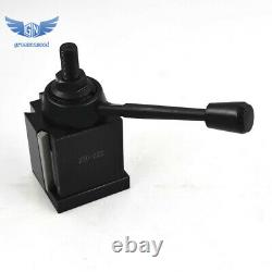 BXA 250-222 Wedge Tool Post 10-15 Swing Quick Change For CNC Lathe Tool Holder