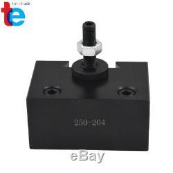 BXA 250-222 Wedge Type Tool Post Holder Set Lathe 10-15 New
