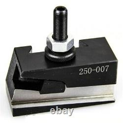 Best Type Quick Change Tools Kit Tool Post Holder For Lathe Tools Change Tools