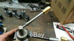 Boxford lathe AXA style quick change toolpost and holders in vgc