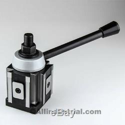 CA Piston Tool Post 14-20 Swing Quick Change Lathe Tool Holder 250-400