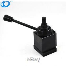 CXA Wedge Tool Post 250-333 Quick Change Tool Holder 13-18 Swing Lathe US
