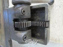 Clausing 14 Lathe Model 6349 Tool Post Cross Slide Quick Cut Off Slide 041-237