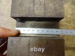 Colchester / Harrison lathe back tool post