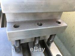 Colchester Mascot lathe Rear tool post