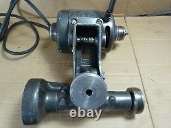 DUMORE 44-011 lathe tool post grinder & EXTRAS Atlas Logan South Bend Craftsman