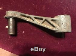 Delta Rockwell Lathe OFFSET Banjo Tool Rest Base Extension 1 Post cwl43