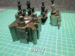Dickson Type Myford Super 7 / ML7 lathe toolpost t00