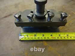 Dickson toolpost holder T3 / Mascot lathe size