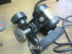 Dumore 14-011 tool post grinder for up to 7 swing lathe 115V