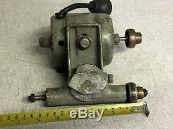 Dumore Post Grinder Tom Thumb No. 14 Machinest Lathe Tool South Bend Atlas Logan