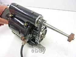 Dumore Tool Post Grinder Model G For 13-16 Lathe, Lantern Mount, Excellent