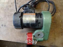 Duplex D26 lathe toolpost grinder, 240 Volts