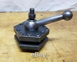 Enco 6 Way Tool Post Holder for Metalworking Lathe