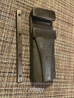 Exceptional Atlas Craftsman 6 618 Lathe Compound Tool Post Slide Rest Top Cast