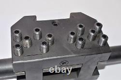 FIMS, Model 6C, Heavy-Duty Quick Change Tool Holder, Lathe Tool Post
