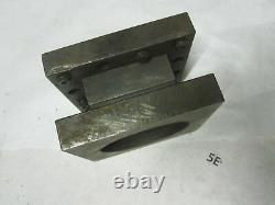 Four Position 4-Way Lathe Tool Post Holders 4-1/2 x 4.5 x 2-3/4 tall, 1-5/16
