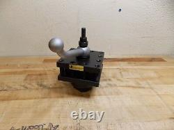 Interstate Square Indexing Turret Toolpost 13 to 16 Lathe Swing ETP-412S