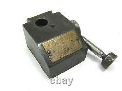 KDK-0 QUICK CHANGE TOOL POST with 1.75 Dovetail Lathe Tool Holder
