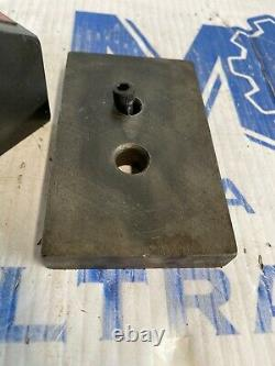 KDK 100 SERIES QUICK CHANGE LATHE TOOL POST 12 to 16 SWING with 1/2 Riser Block