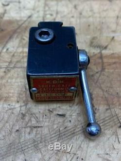 KDK Precision Watchmakers Tool Post. Model J or 00 3/4 Tall. Levin Lathe Quick