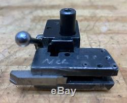 KDK Precision Watchmakers Tool Post withJL1 holder, J or 00 3/4 Tall. Levin Lathe