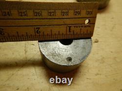 Large Dumore Tool Post Grinder Pulleys No. 1,2,3,4,5 Metal Lathe Machinist Tool
