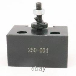 Lathe Quick Change Tool Post Holder Kit Test 250-000 6Pcs/Set Wedge GIB Cuniform