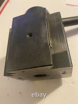 Lathe Tool Post Holder Dorian #sd35cxa Excellent Condition