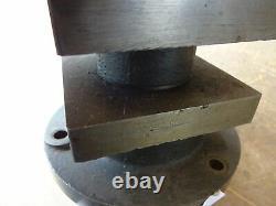 Lathe indexable 4 way tool post