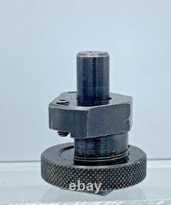 Levin Adjustable Height Tool Post For Watchmaker's Lathe