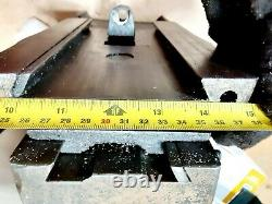 Monarch Metal Lathe Model A Cross Slide compound tool post table
