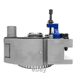 Multifix Type E Indexable Quick Change Tool Post for Swing 200-400mm lathe